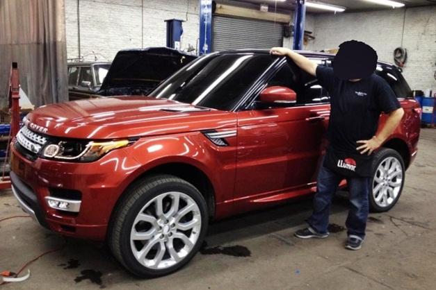 2014 Range Rover Sport - 001