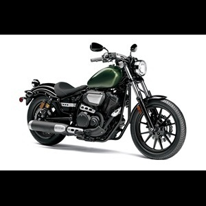 2014 Yamaha Star Bolt R-Spec (Camo Green)