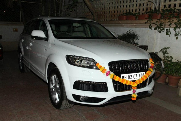 Bipasha Basu gifts herself a new Audi Q7 - 002