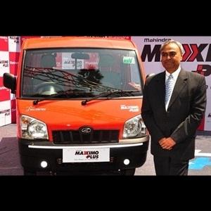 New Mahindra Maxximo Plus mini-truck