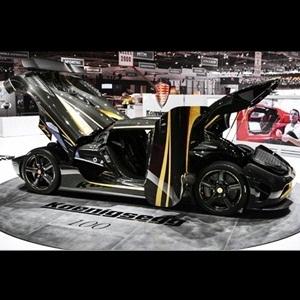 2014 Koenigsegg Agera S Hundra
