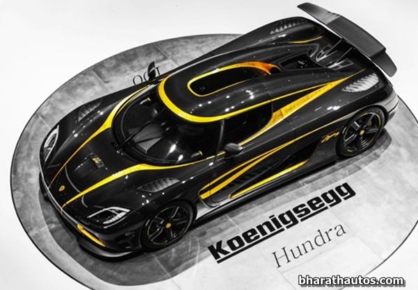 2014 Koenigsegg Agera S Hundra - FrontView