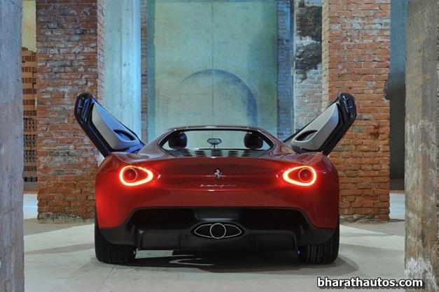 2013 Ferrari Sergio Concept 002 Bharathautos Automobile News