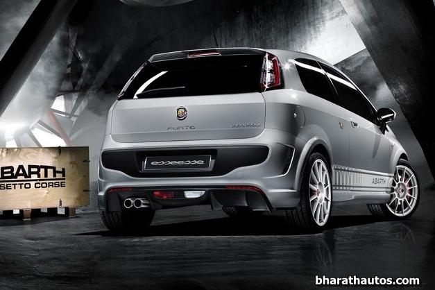 Fiat Punto Evo Abarth Esseesse 002 Bharathautos Automobile