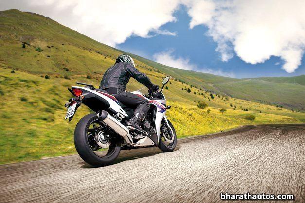2013 Honda CBR500R - 001