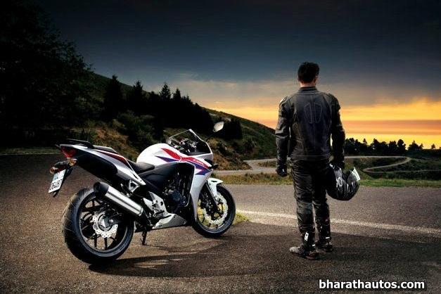 2013 Honda CBR500R - 002