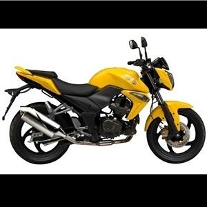Mahindra-SYM Cevalo 125cc motorcycle