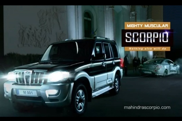 Yet Another Stunning Mahindra Scorpio Ad Director S Cut