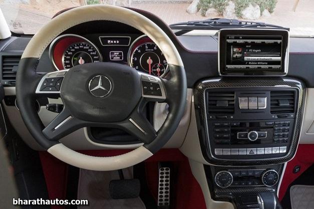 Mercedes-Benz G63 AMG 6×6 off-road Concept - 004