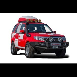 Tata Safari Strome Mountain Rescue Concept