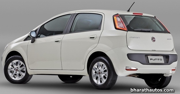 2013 fiat linea punto scheduled to launch on 10th april in india. Black Bedroom Furniture Sets. Home Design Ideas