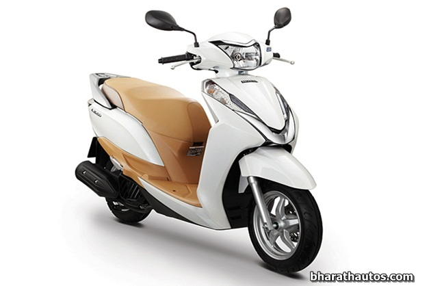 Honda Lead 125cc scooter - 003