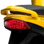 Mahindra-SYM Cevalo 125cc motorcycle - 004