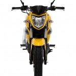 Mahindra-SYM Cevalo 125cc motorcycle - 001