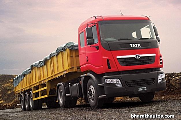 Tata Motors Launches The World Class Range Of Tata Prima