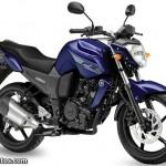 2013 Yamaha FZ-16 - Brute Blue