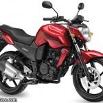 2013 Yamaha FZ-16 - Storming Red