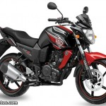 2013 Yamaha FZ-S - Fearless Black