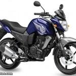 2013 Yamaha FZ-S - Tempest Blue
