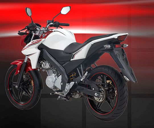 2013 Yamaha V-ixion 150 A Naked Streetfighter Version Of
