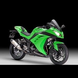 2013 Kawasaki Ninja 300