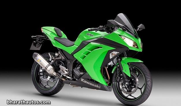 2013 Kawasaki Ninja 300 - FrontView