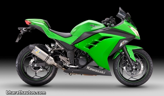 2013 Kawasaki Ninja 300 - 001