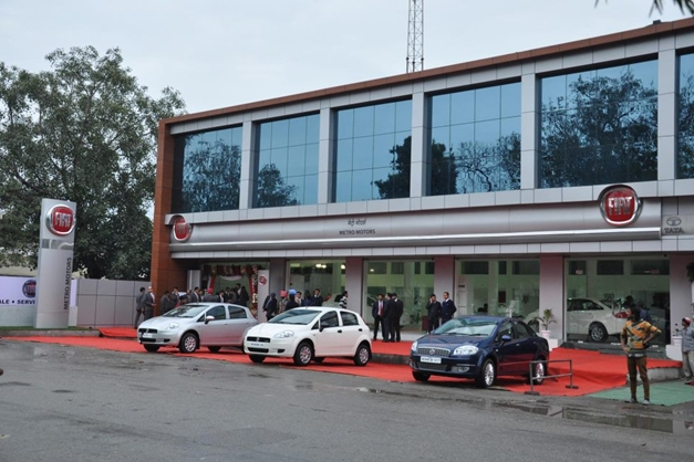 Fiat India - Extended dealership + Extended warranty