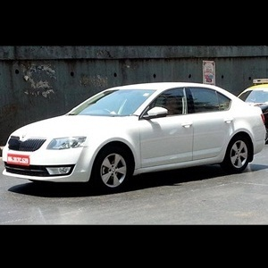 2013 Skoda Octavia caught testing in Mumbai