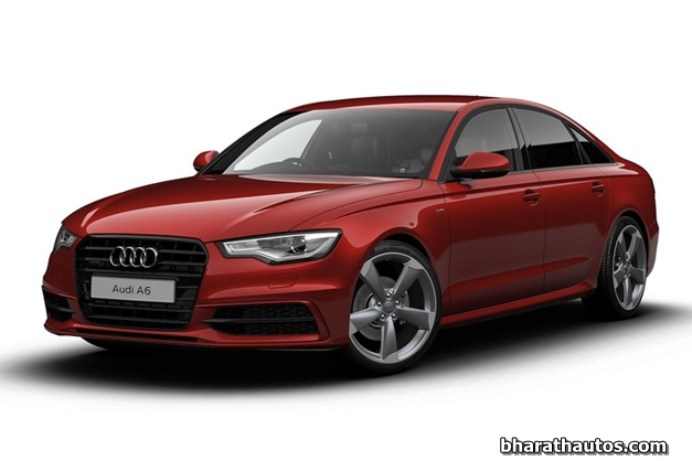 2013 Audi A6 special edition - FrontView