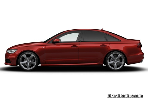 2013 Audi A6 special edition - SideView