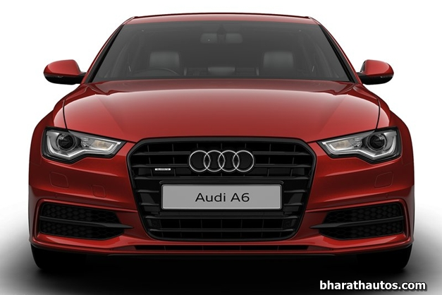 2013 Audi A6 special edition - FrontFascia