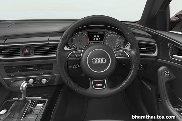 2013 Audi A6 special edition - DashView