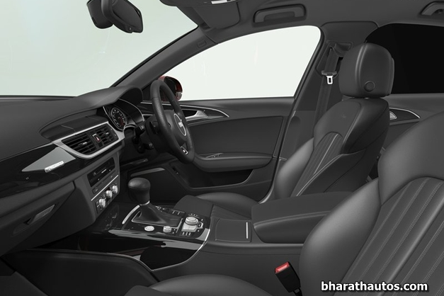2013 Audi A6 special edition - InteriorView