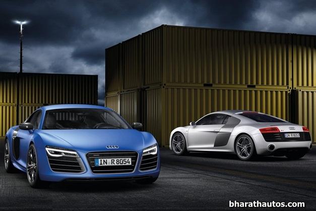 2013 Audi R8 V10 Plus - FrontView
