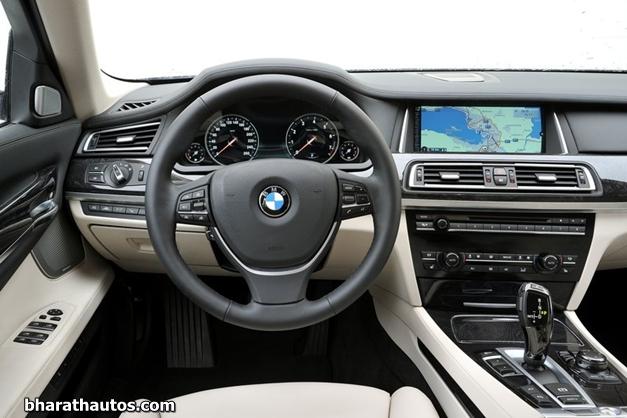 2013 BMW 7-Series - DashView