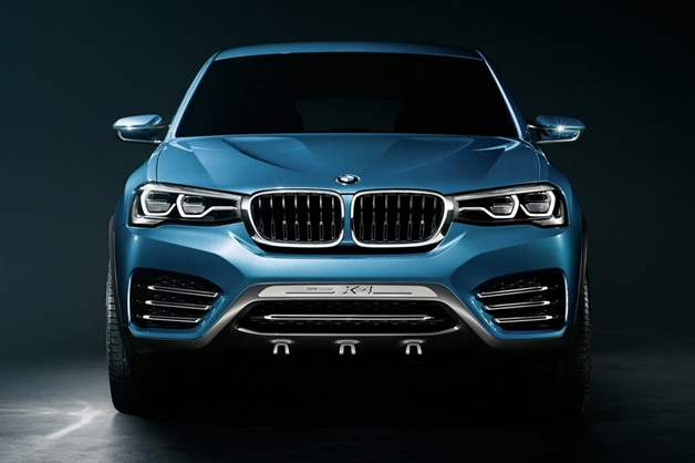 New BMW X4 Concept leaked images - 003