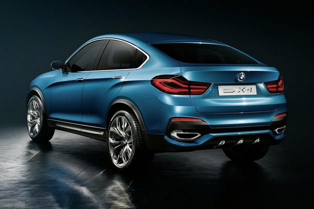 New BMW X4 Concept leaked images - 002