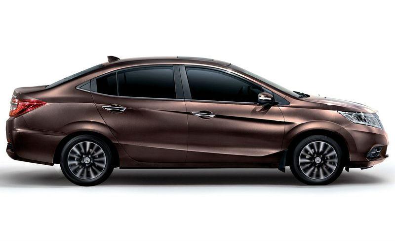 2015 Honda City Concept C showcased today at Auto Shanghai ...