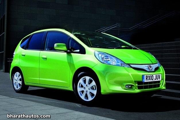 2011 Honda Jazz Hybrid