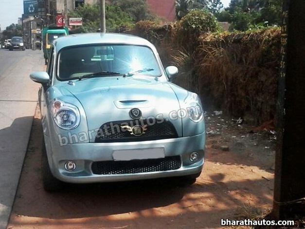 Hindustan Motors Ambassador Compact Sedan