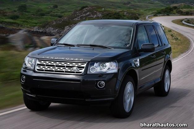 2013 Land Rover Freelander 2 - FrontView