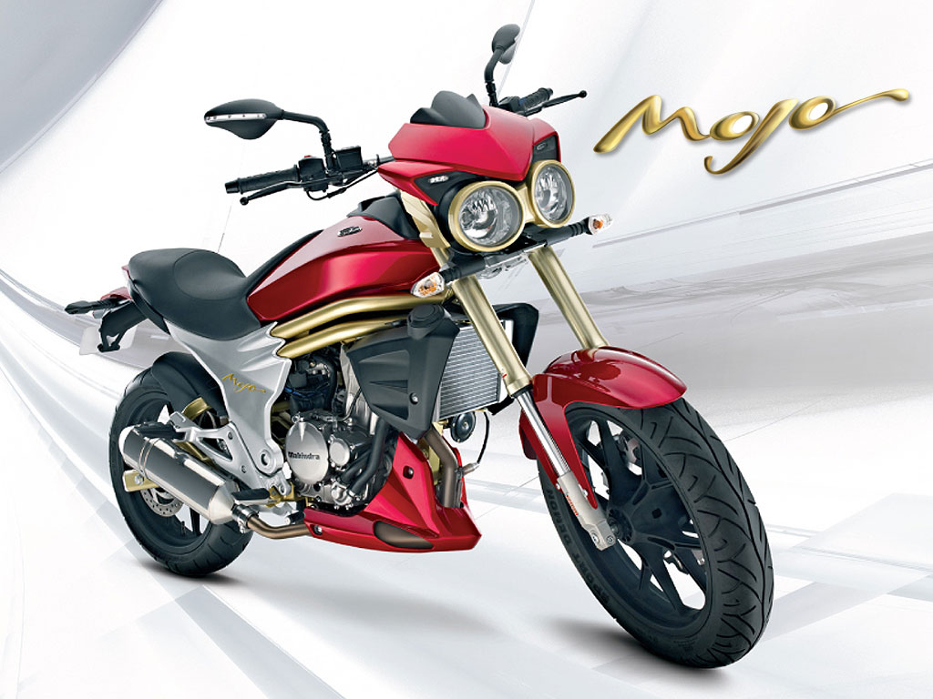 Stories Of Re Designed Mahindra Mojo 300 Completely Untrue
