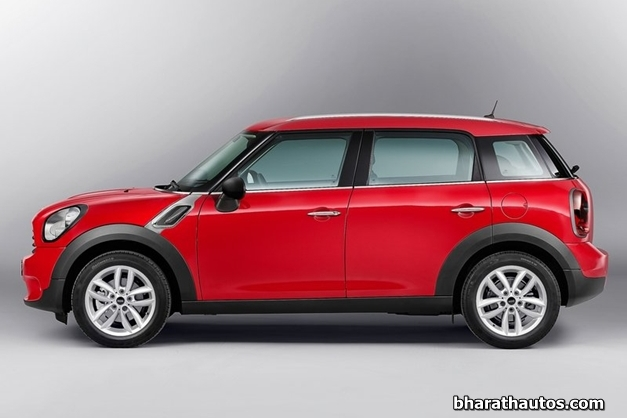 2013 Mini Countryman - SideView