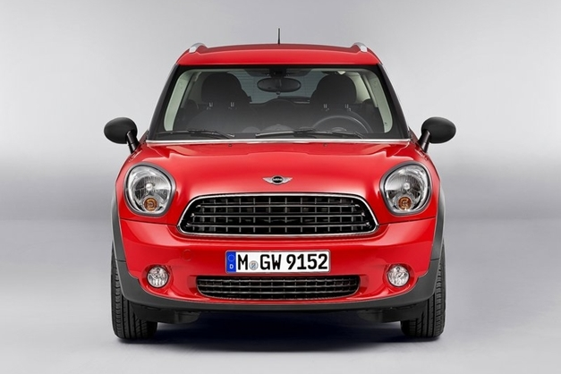 2013 Mini Countryman - FrontView