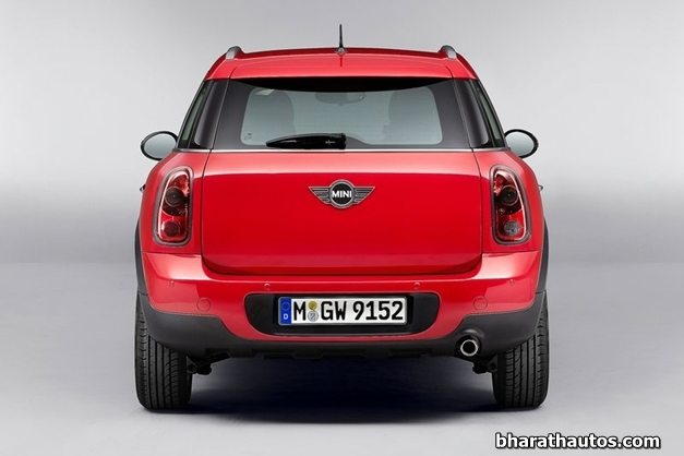 2013 Mini Countryman - RearView