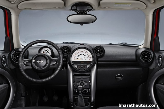2013 Mini Countryman - DashView