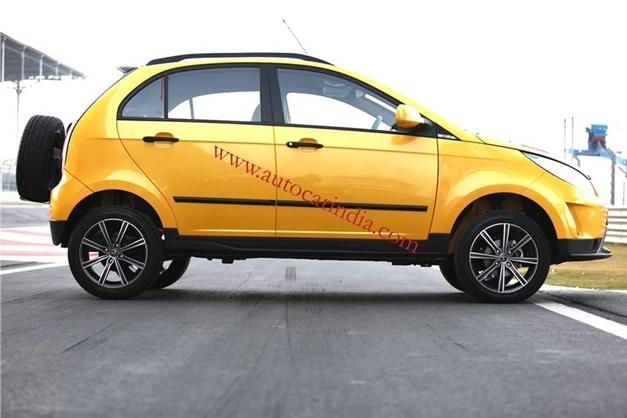 Tata Indica Vista D90 Xtreme Concept