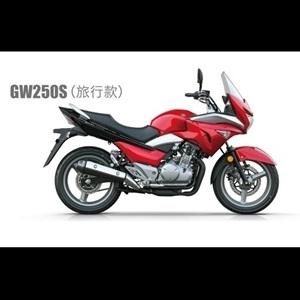 2013 Suzuki Inazuma GW250S