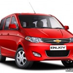 Chevrolet Enjoy MPV - 005
